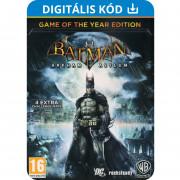 Batman Arkham Asylum Game of The Year Edition (PC) Letölthető