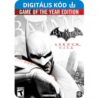 Batman: Arkham City Game of the Year Edition for PC | Origin