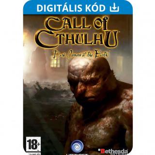 Call of Cthulhu: Dark Corners of the Earth (PC) Letölthető PC