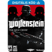 Wolfenstein: The New Order (PC) Letölthető PC