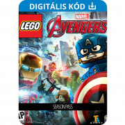 LEGO Marvel Avengers Season Pass (PC) Letölthető PC