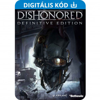Dishonored: Definitive Edition (PC) Letölthető PC