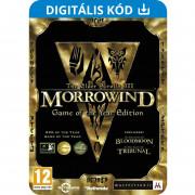 The Elder Scrolls III: Morrowind Game Of The Year (PC) Letölthető