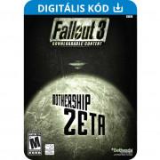 Fallout 3 Mothership Zeta (PC) Letölthető