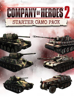 Company of Heroes 2 Starter Camo Bundle (PC) Letölthető PC