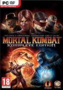 Mortal Kombat Komplete Edition (PC) Letölthető PC
