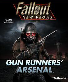 Fallout: New Vegas DLC 5: Gun Runner's Arsenal (PC) Letölthető PC