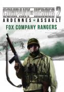 Company of Heroes 2 - Ardennes Assault: Fox Company Rangers (PC) Letölthető
