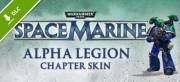 Warhammer 40,000: Space Marine  - Alpha Legion Champion Armour Set (PC) Letölthető