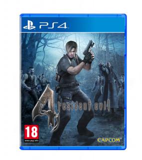 Resident Evil 4 (használt) PS4