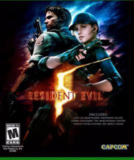 Resident Evil 5 (használt) Xbox One