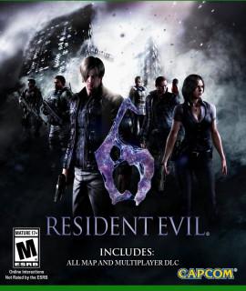 Resident Evil 6 (használt) Xbox One