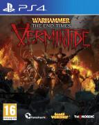 Warhammer End Times Vermintide (használt) PS4