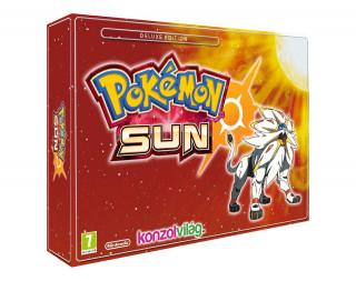 Pokémon Sun Deluxe Edition 3DS