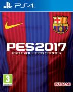Pro Evolution Soccer 2017 - FC Barcelona Edition PS4