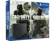 Playstation 4 Slim 1TB Call of Duty Infinite Warfare Bundle PS4
