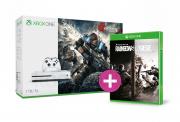 Xbox One S (Slim) 1TB Gears of War 4 Bundle + Rainbow Six Siege és válaszható ajándék XBOX ONE