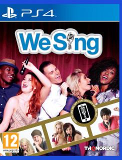 We Sing PS4