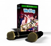We Sing + 2 mikrofon XBOX ONE