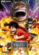 One Piece Pirate Warriors 3 (PC) Letölthető PC