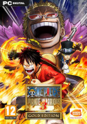 One Piece Pirate Warriors 3 Gold Edition (PC) Letölthető PC