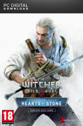 The Witcher III: Wild Hunt - Hearts of Stone (PC) Letölthető PC