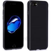 Cellect IPhone 7 Vékony TPU Szilikon Hátlap, Fekete (TPU-IPH7-BK) Mobil
