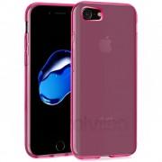 Cellect IPhone 7 Vékony TPU Szilikon Hátlap, Pink (TPU-IPH7-P) Mobil