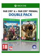 Far Cry Primal + Far Cry 4 (használt) XBOX ONE