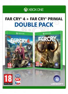 Far Cry Primal + Far Cry 4 XBOX ONE