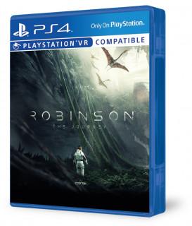 Robinson: The Journey (használt) PS4