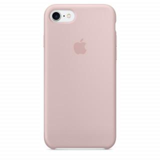 Apple IPhone 7 Rózsakvarc szilikontok (MMX12ZM/A) Mobil
