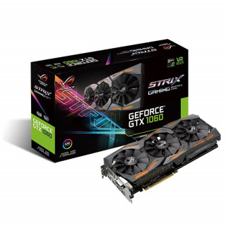 Asus ROG STRIX-GTX1060-6G-GAMING PC