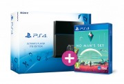 Playstation 4 (PS4) 1TB Ultimate Player Edition + No Man's Sky (használt) PS4