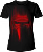 Star Wars Kylo Ren Red Lines - Póló - Good Loot (M-es méret) AJÁNDÉKTÁRGY