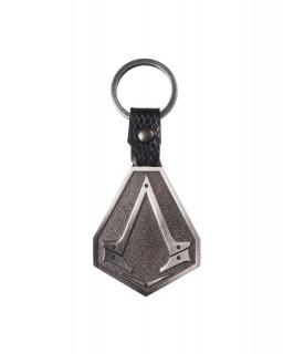 Assassin's Creed Syndicate Metal Logo Keychain - Kulcstartó - Good Loot AJÁNDÉKTÁRGY