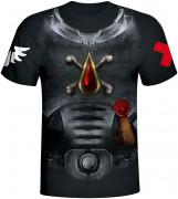 Warhammer 40,000 Space Marine Blood Angels - Póló - Good Loot (L-es méret) AJÁNDÉKTÁRGY