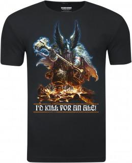 Warhammer Fantasy Battles Dwarfs - Póló - Good Loot (M-es méret) AJÁNDÉKTÁRGY