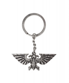 Warhammer 40,000 Imperial Aquila Key chain - Kulcstartó - Good Loot AJÁNDÉKTÁRGY