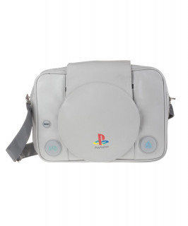 Playstation Shaped Messenger Bag - Táska - Good Loot AJÁNDÉKTÁRGY
