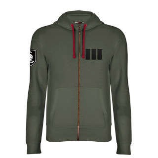 Mafia III Lincoln Military Hoodie - Kapucnis pulóver - Good Loot (L-es méret) AJÁNDÉKTÁRGY