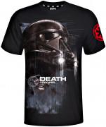 Star Wars Death Trooper Black - Póló - Good Loot (M-es méret) AJÁNDÉKTÁRGY