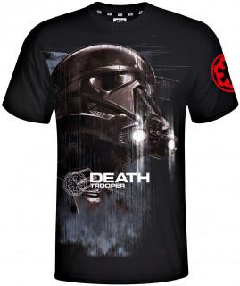 Star Wars Death Trooper Black - Póló - Good Loot (M-es méret) Ajándéktárgyak
