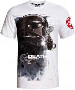 Star Wars Death Trooper White - Póló - Good Loot (L-es méret) AJÁNDÉKTÁRGY