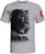 Star Wars Vader DTG Melange - Póló - Good Loot (L-es méret) AJÁNDÉKTÁRGY