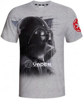Star Wars Vader DTG Melange - Póló - Good Loot (XL-es méret) Ajándéktárgyak