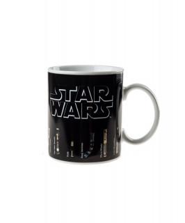 Star Wars Lightsaber Heat Change Mug - Bögre - Good Loot AJÁNDÉKTÁRGY