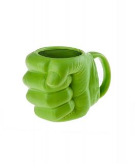 Marvel Hulk Shaped Mug - Bögre - Good Loot AJÁNDÉKTÁRGY