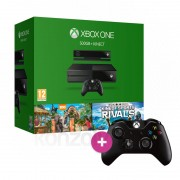 Xbox One 500 GB + Kinect + Zoo Tycoon + Kinect Sports Rivals + Forza Motorsport 6 + Minecraft XBOX ONE