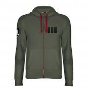 Mafia III Lincoln Military Hoodie - Kapucnis pulóver - Good Loot (M-es méret) AJÁNDÉKTÁRGY